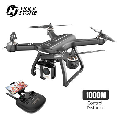 Holy Stone HS700 FPV RC Drone with 1080P Wifi HD Camera Brushless Quadcopter GPS