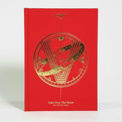 WAYV TAKE OVER THE MOON 2nd Mini Album CD PhotoBook PhotoCard Poster CircleCard