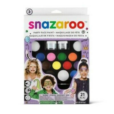 SNAZAROO ULTIMATE Party Pack, Face/Body  Painting Kit