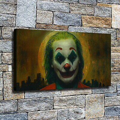 """12""""x24""""Red nose clown HD Canvas prints Painting Home Decor Picture Wall art"""