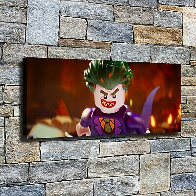 """12""""x30""""Clown HD Canvas poster prints Painting Home Decor Picture Wall art photo"""