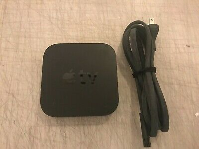 Apple TV (3rd Generation) W/ Power Cord (No Remote)