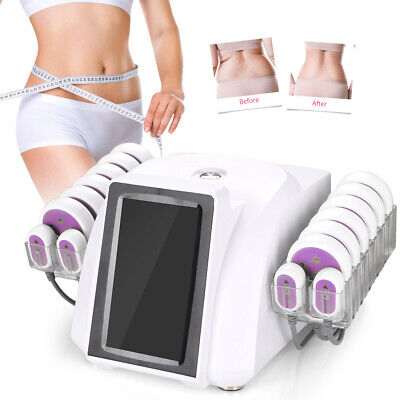5mw LED Light Therapy LLLT 16 Pads Body Shaping Skin Care Beauty Machine Spa