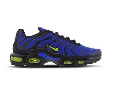 MENS NIKE AIR MAX PLUS Blue Trainers 852630 412 EUR 178,58