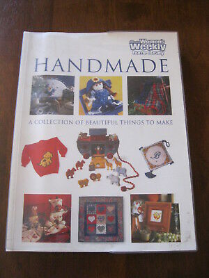 The Australian Women's Weekly: Home Library: Handmade: 1999 :Preloved