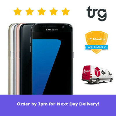 Samsung Galaxy S7 - 32GB - SM-G930F - Smartphone - Mixed Colours Grades Networks