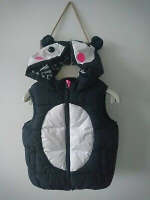 Next girl padded gilet body warmer 3-4 years excellent condition