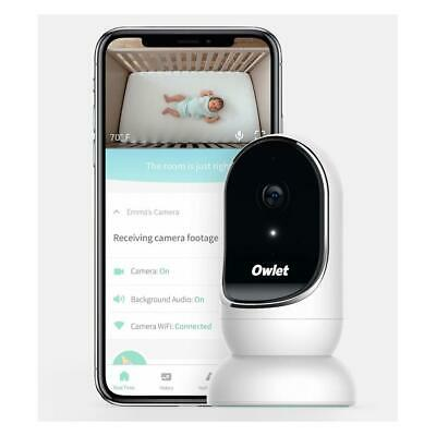 Owlet Cam Baby Video Monitor - WiFi Camera