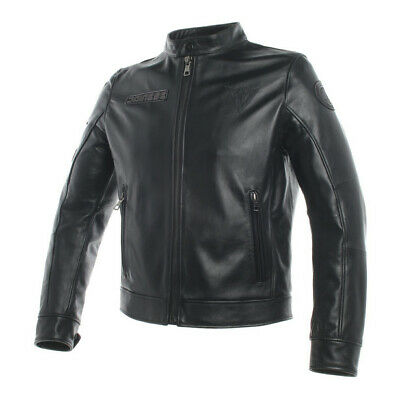 Dainese Legacy Leather Motorcycle Jacket