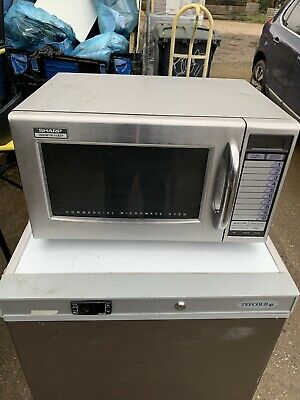 Sharp Commercial Microwave R21ATP 1000