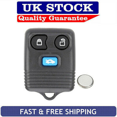 Ford 2 Button Remote Key Fob Case Service Repair Kit Fits Transit Connect Van