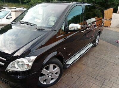 Mercedes Vito Lwb Dualiner 116 Sport Leather 1 Previous Owner