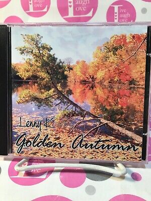 LENNY K - Golden Autumn - LIKE NEW CD
