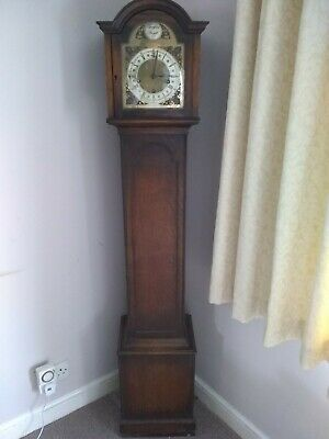 Tempus Fugit Grandmother Clock For Spares or Repair