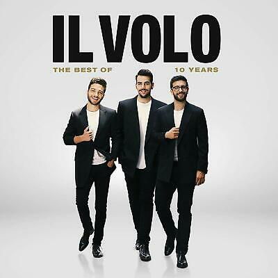 cd IL VOLO 10 YEARS - THE BEST OF + dvd