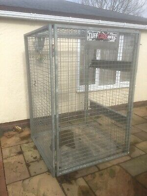 Armorgard Gorilla Bolt Together Gas Cage 1200x1200x1800mm tuff cage safety cage