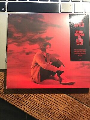 Lewis Capaldi - Divinely Uninspired To A Hellish Extent CD Amazon Signed Edition
