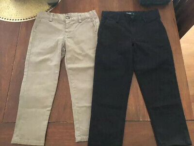 Boys BARDOT jUNIOR Size 3 chino Pants X 2 Excellent New Condition