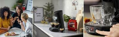 Cafe PHILIPS SENSEO Viva HD6563/61 Cafetiere Dosettes Crema Plus Noire Machine