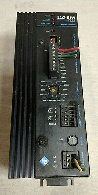 Superior Electric Slo-Syn Ss2000D6 Stepper Drive