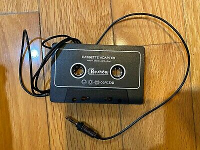 Reshow Car Audio Aux Cassette Adapter USED