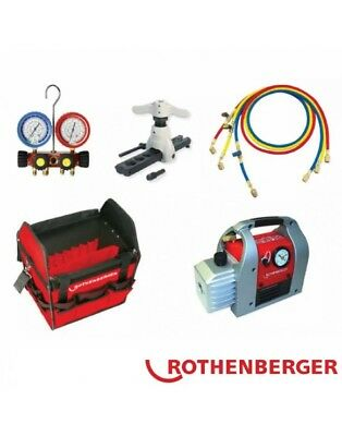 Rothenberger Kit Air Conditionné Easypack Mod. Easypack