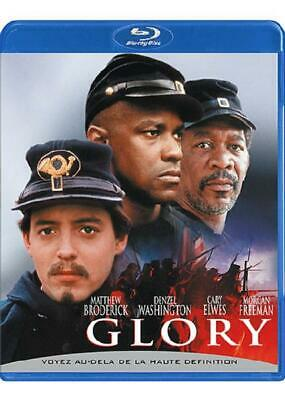 Glory (Matthew Broderick, Denzel Washington) BLU-RAY NEUF SOUS BLISTER
