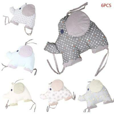 Baby Bed Bumper Crib Elephant Protector Cushion Newborn Cot Head Guard Pads Cute