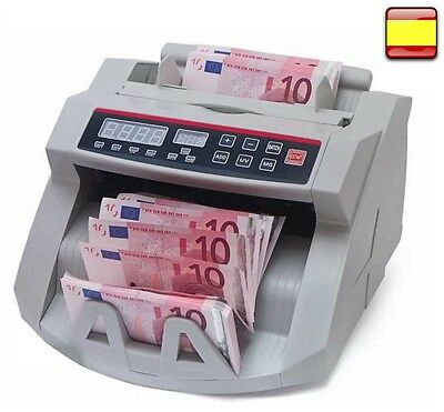 Counter Detector Banknotes Fake Automatic LCD for Banknotes New