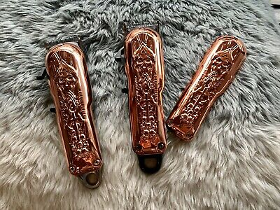 Pink Gold Skull WAHL Clipper Cover (lid) For Magic Clip,senior,taper Cordless.
