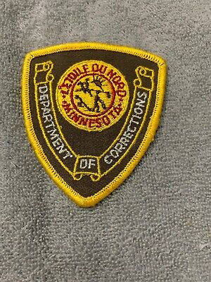 NEVADA NV STATE DEPARTMENT OF CORRECTIONS DOC TACTICAL SWAT sheriff police PATCH