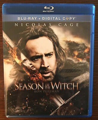 Season of the Witch (Blu-ray Disc, 2011, 2-Disc Set, Widescreen)