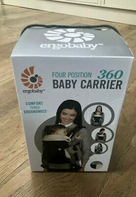 Ergobaby 360 4 Position Baby Carrier