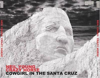 Neil Young & Crazy Horse Cowgirl In The Santa Cruz  3Cd(Press ) F/S