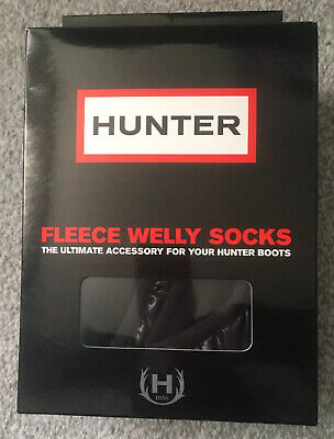 Hunter Welly Warmers Green s23658 Medium Adults Fits 3,4 and 5 shoe sizes