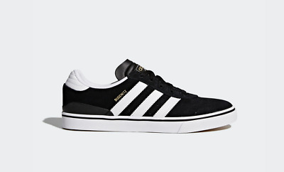 ADIDAS BUSENITZ VULC G65824 Black White Skatesneaker Low Top