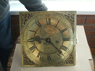 "Long Case Grandfather Brass  Face Movement Only ""Jeremiah Bullock"" Ellesmere"