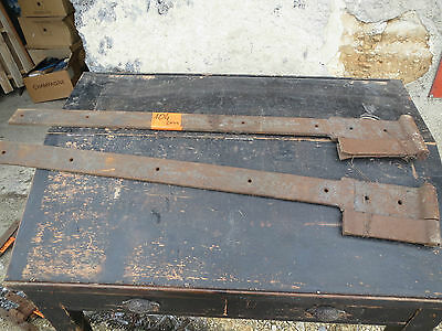 hinges OF DOOR antique wrought iron hinges pins french antique hinge 3