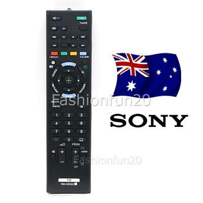 NEW SONY TV Remote Control RM-GD022 RMGD022 KDL32/40/46/55HX750 Replacement W