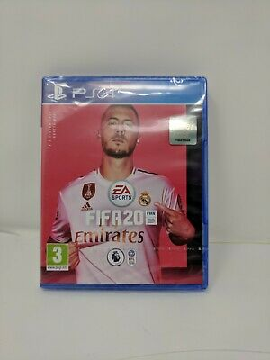 Fifa 20 PS4  SEALED NEW