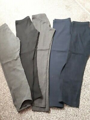 Girls Next leggings Bundle Age 9-10 years excellent condition