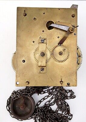Longcase 30hr Movement For Spares
