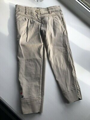 Chino Boat Style Ankle Grazers From Next Age 6