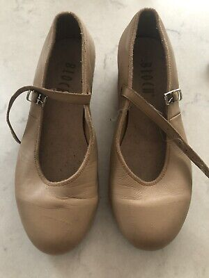 Girls Bloch Tap Shoes Size 9