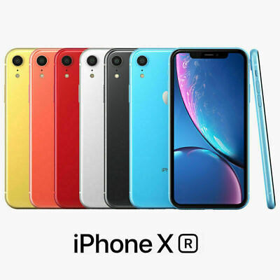 Apple iPhone XR 64GB T-Mobile Network ~New Other~ Apple Warranty Included