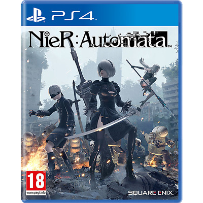Nier Automata: Standard Edition (Sony PlayStation 4, PS4)