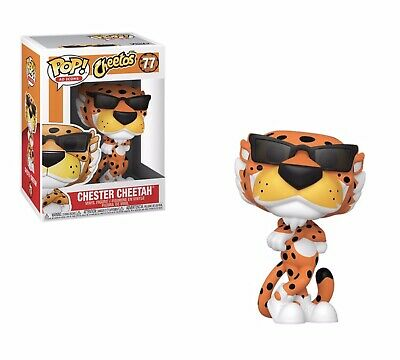 FUNKO POP! AD ICONS Cheetos Chester Cheetah #77 IN HAND READY TO SHIP