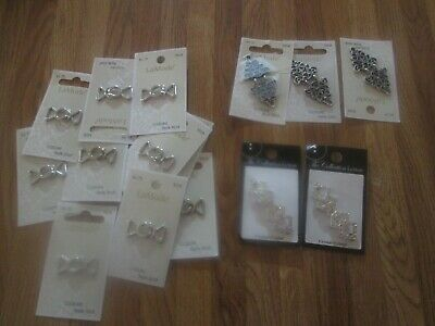 15 Closures / clasps New Never used