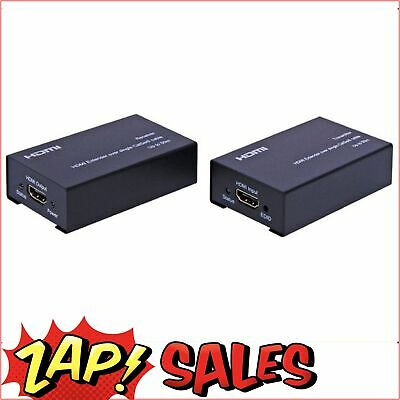 10% off with PREPARE Code: HDMI Cat6 Extender STP/FTP Balun