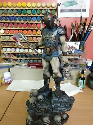 1/8 Resin Statue Death Dealer By William Paquet 2004